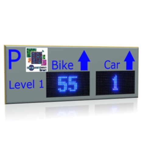 Chemito Launches Parking Displays